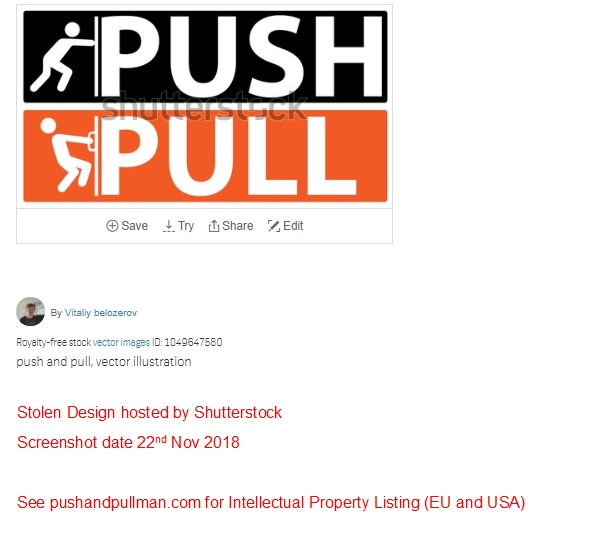 Shutterstock Stolen Designs