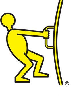 push and pull man registered trademark